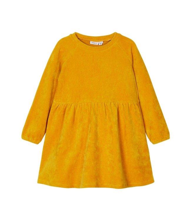NMFRIE Dress 13186165 - Inca Gold