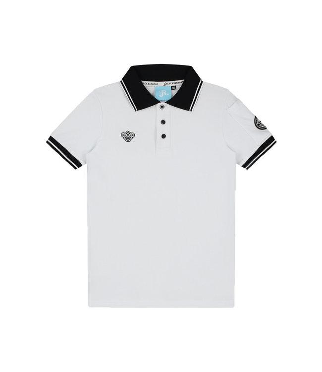 Wavy Polo 014 - White