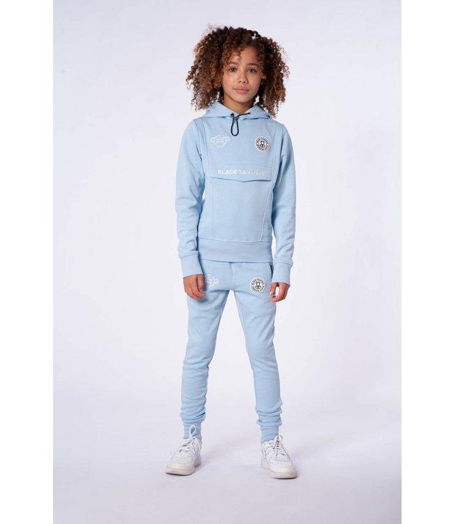 Girls Anorak Jogger 015 - Light blue