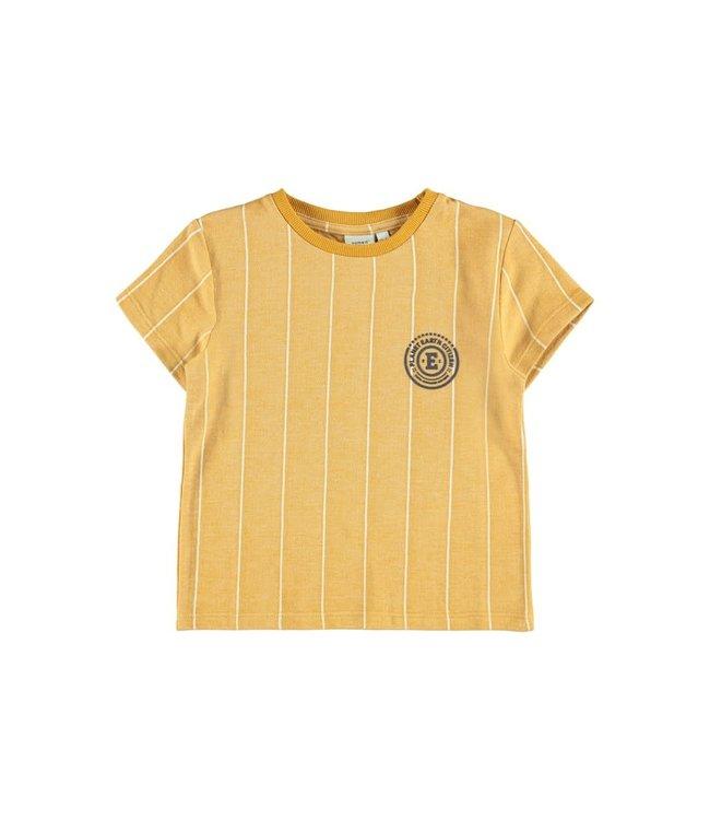 NMMDITLEV ss top 13187572 - yellow
