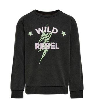 KIDS ONLY KONLUCINDA Sweater 15229412 - black