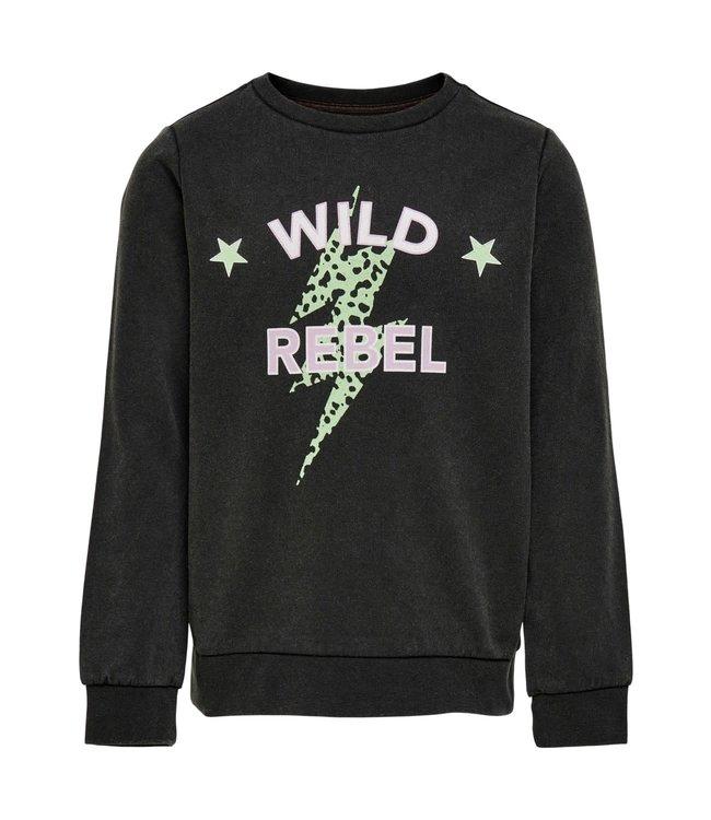KONLUCINDA Sweater 15229412 - black