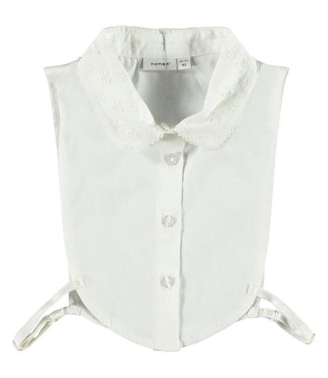 NMFROLIGA Collar 13186863 - white