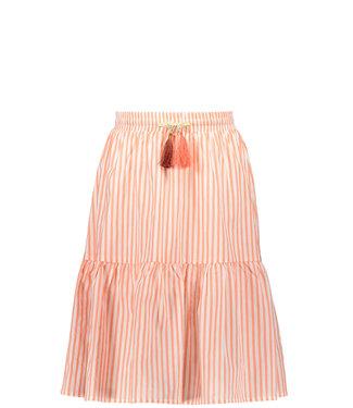 FLO Woven long skirt 102-5713 - stripe