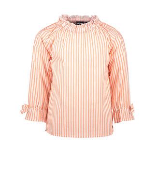 FLO Woven blouse F102-5190 - stripe