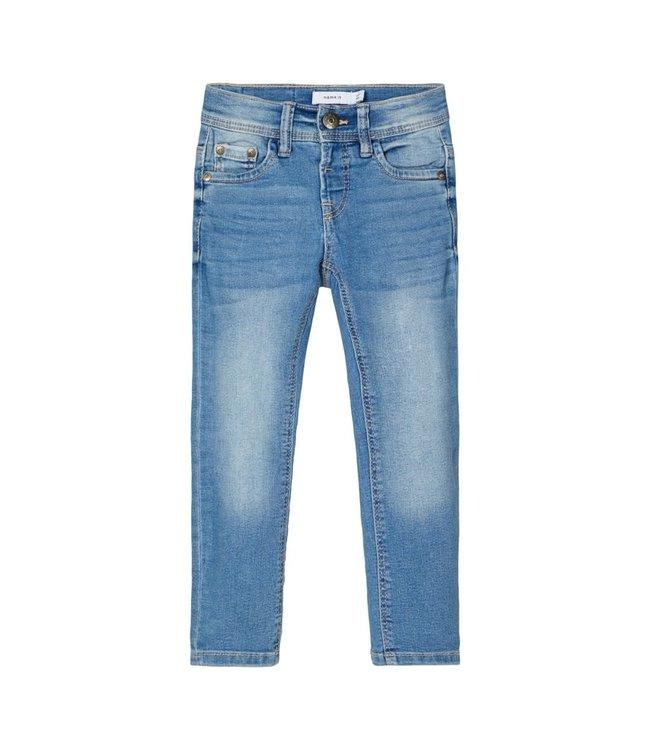 NMMSILAS Skinny 13186117 | light blue