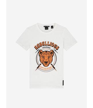 NIK & NIK Rebellious T-Shirt 8-548 - Off White
