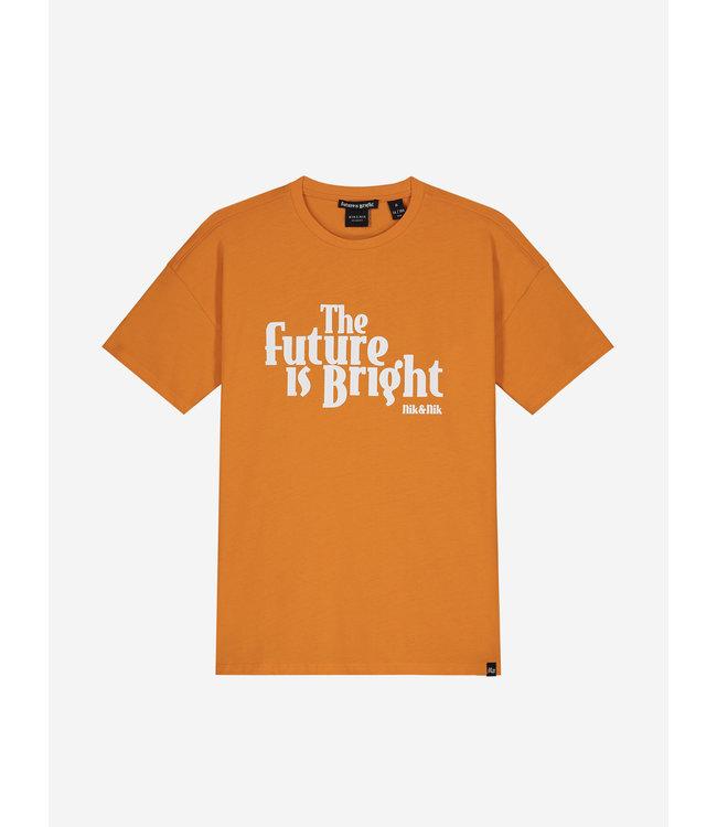 Future T-Shirt 8-537 - Orange