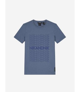 NIK & NIK Arthur T-Shirt 8-420 - Dusty Blue