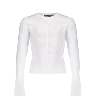 Frankie&Liberty Sally Knit - paper white