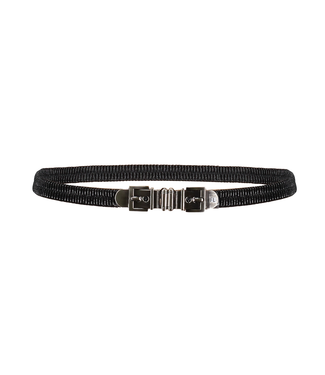 Frankie&Liberty Belt Buckle - black/silver