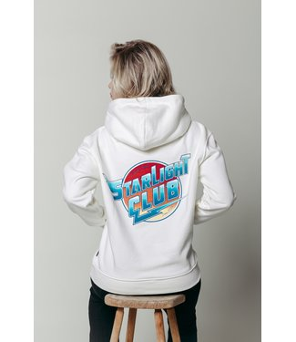 Colourful Rebel Starlight Hoodie 10095 - offwhite
