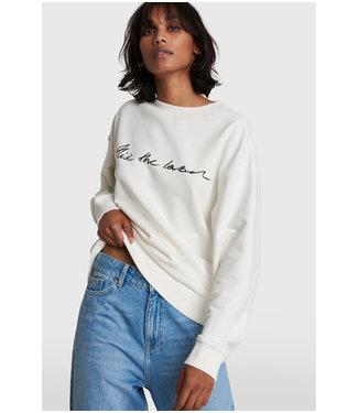ALIX Alix the label sweater - soft white