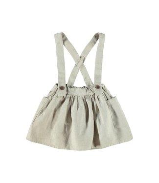 Lil Atelier NMFINAJA Skirt 13187790 - Peyote
