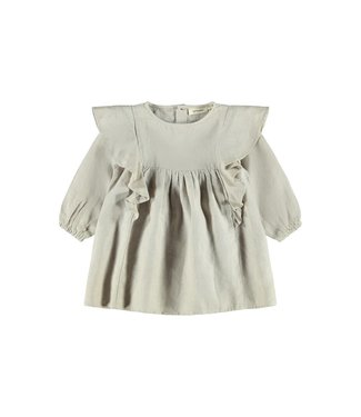 Lil Atelier NMFINAJA Dress 13187823 - peyote
