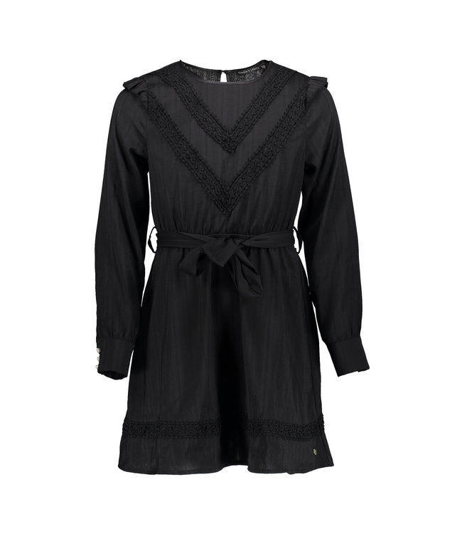 Peggy Dress - black
