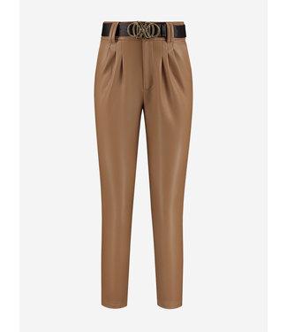 NIKKIE Mikaela Pants 2-912 brown