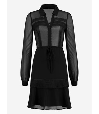 NIKKIE Fien Dress 5-049 | black