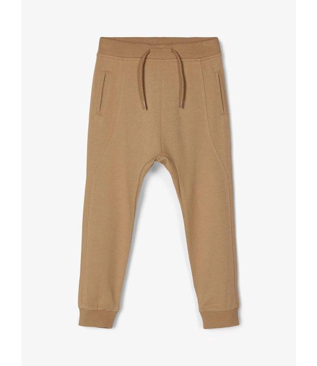 NMMTERKUL Sweat pants 13192927 - Kelp
