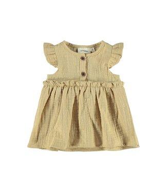 Lil Atelier NBFINA Dress 13187979 - taos taupe