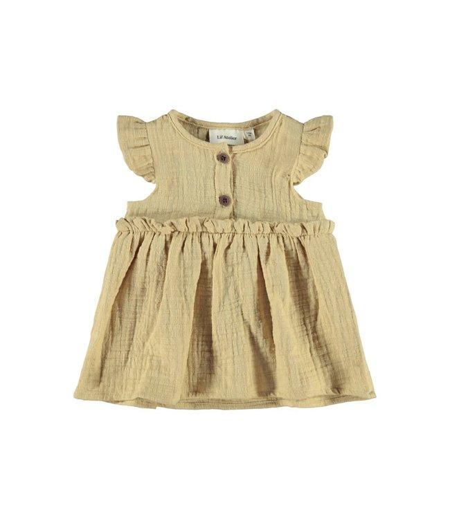NBFINA Dress 13187979 - taos taupe