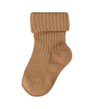 name it NBMRARIO Socks 13186548 - Coffee