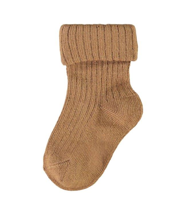 NBMRARIO Socks 13186548 - Coffee
