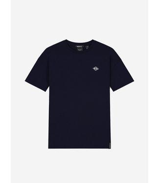 NIK & NIK Alano T-Shirt 8-454 - Faded Dark Blue