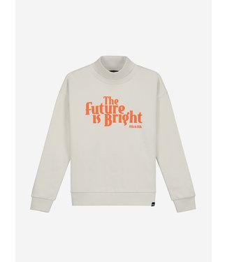 NIK & NIK Future Sweater 8-528 - Vintage White