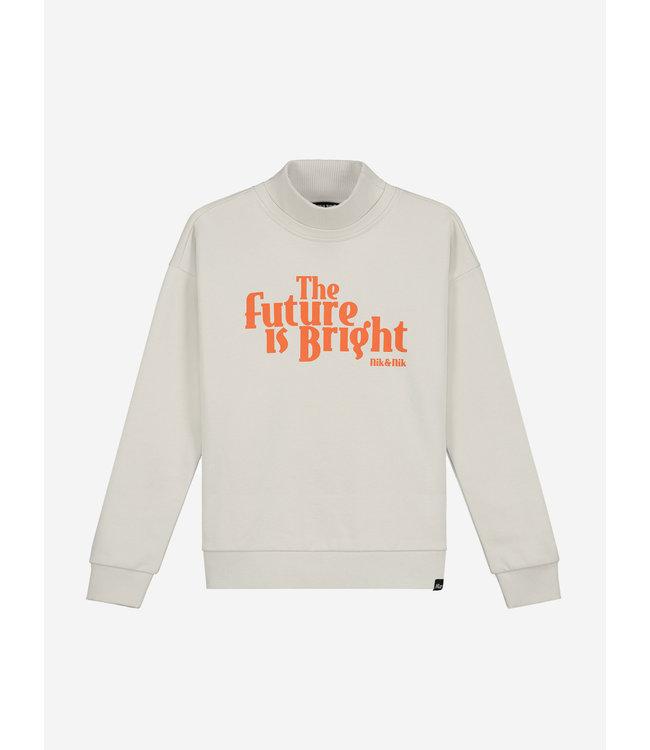 Future Sweater 8-528 - Vintage White