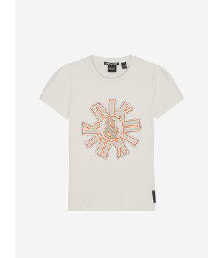 NIK & NIK Adriana T-Shirt 8-540 - Vintage White