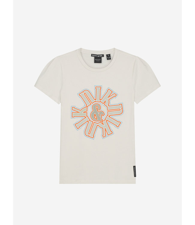 Adriana T-Shirt 8-540 - Vintage White