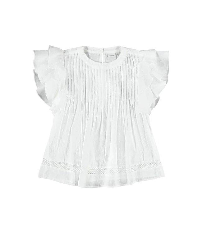NKFFARIDE Top 13188271 - Bright White