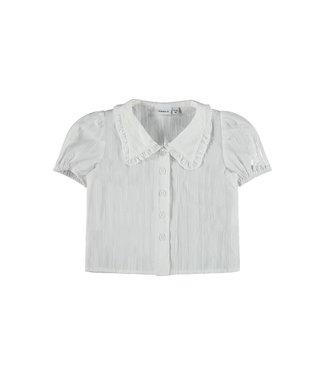 name it NMFDODO Shirt 13188422 - Bright White