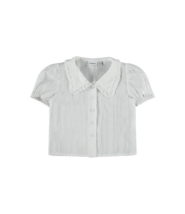 NMFDODO Shirt 13188422 - Bright White