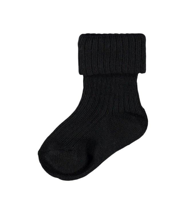 NBMDIMERLO Socks 13190624 - black