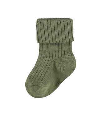 name it NBMDIMERLO Socks 13190624 - Aloe