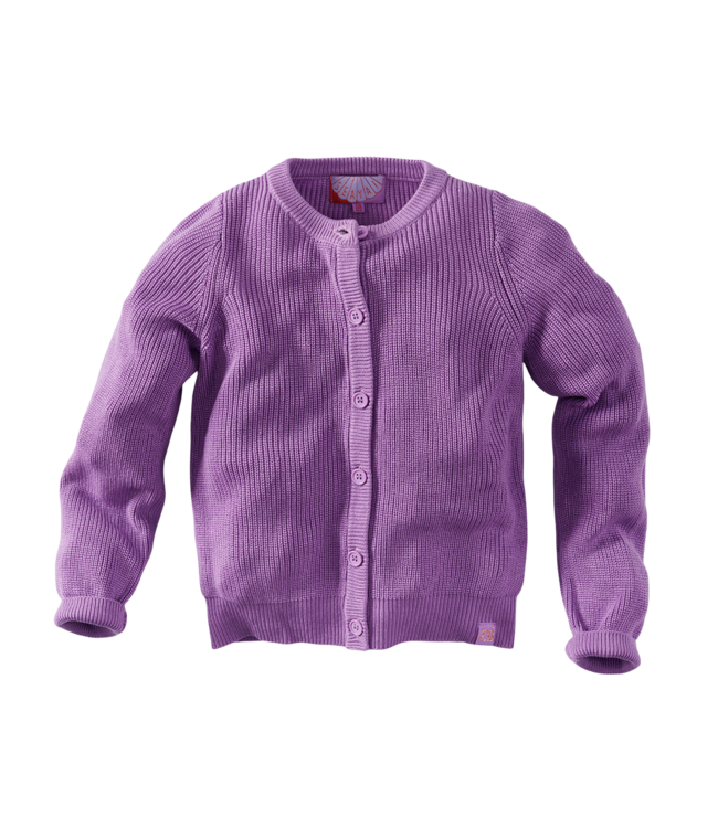 Candace Cardigan - Funky violet