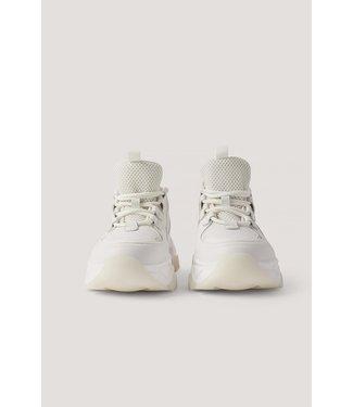 NA-KD Chunky trainers 000829 - white