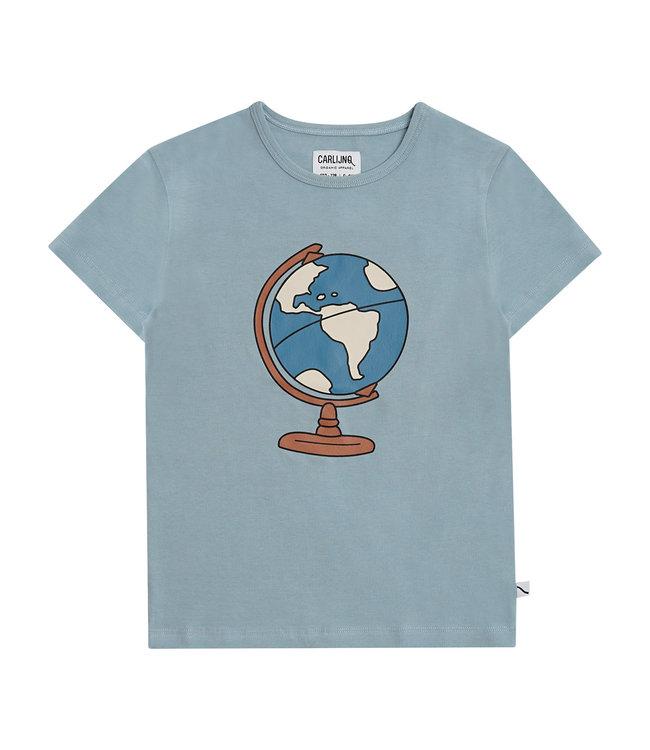 Globe - t-shirt GLB116