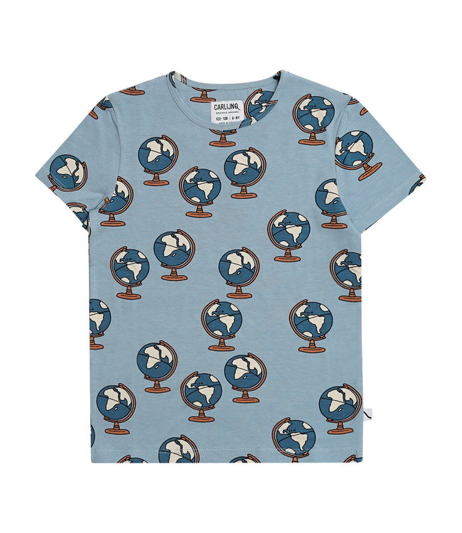 Globe - t-shirt