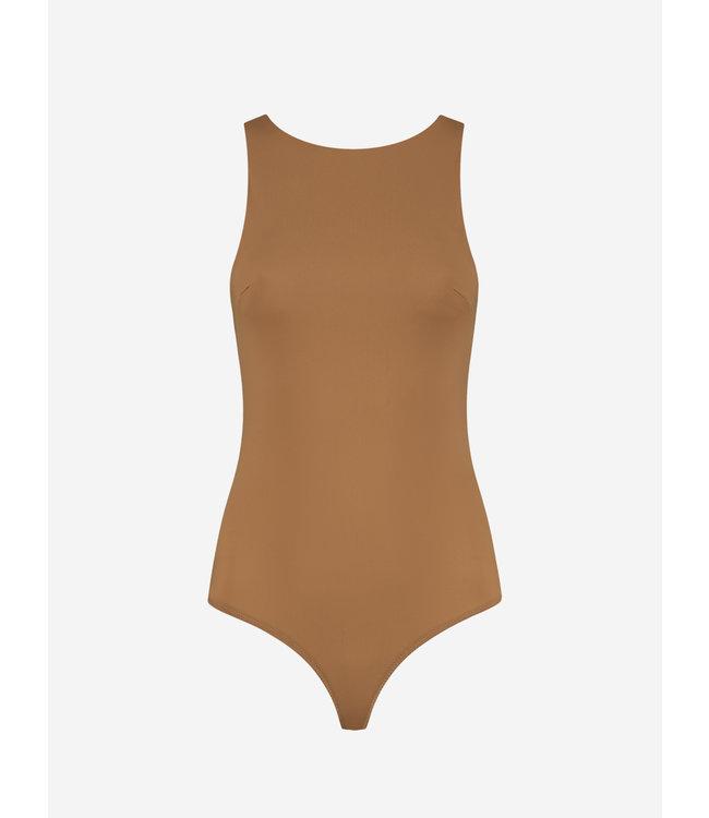 Suzy Body Zipper 6-902 brown