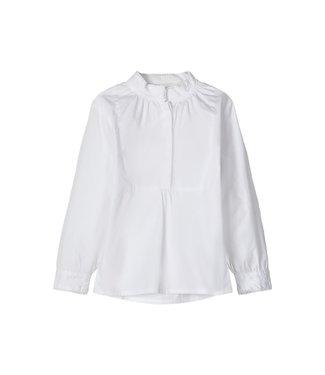 name it NMFTERINA Shirt 13173713 - Bright White