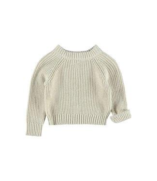 Lil Atelier NMFILUNA Knit 13187785 - turtledove