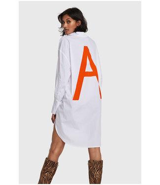 ALIX Oversized A long blouse