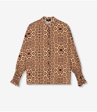ALIX Jaguar blouse - animal