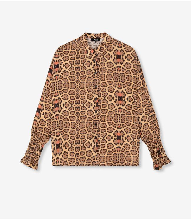 Jaguar blouse - animal