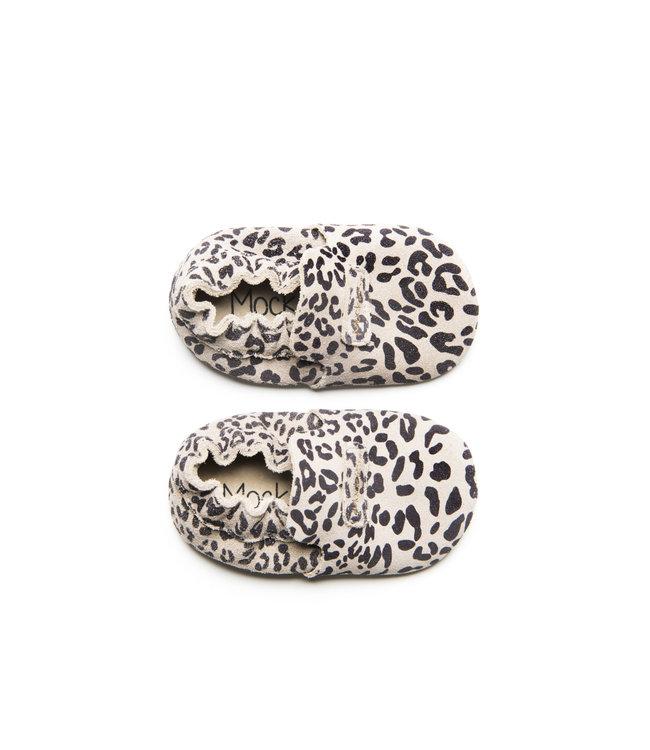 First Steps | leopard grey