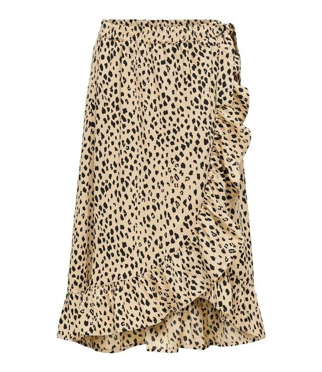 KONLINO Wrap skirt 15232792 Warm Sand