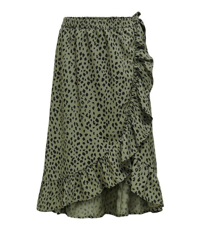 KONLINO Wrap skirt 15232792 Kalamata